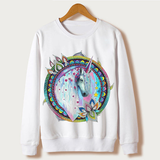 Unicorn Tribal Sweatshirt