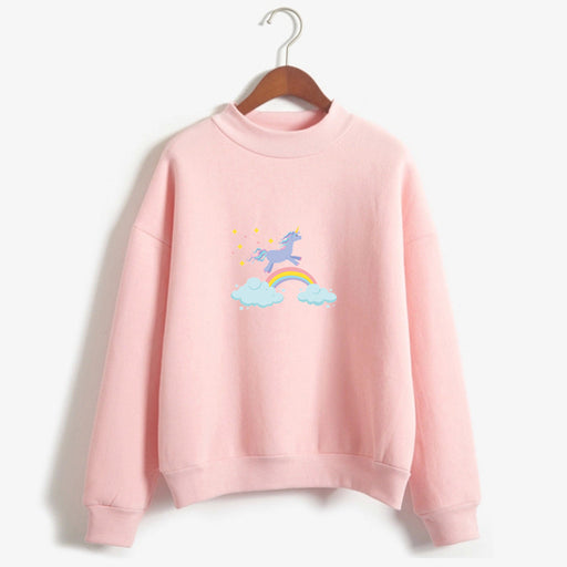Rainbow Unicorn Sweatshirts