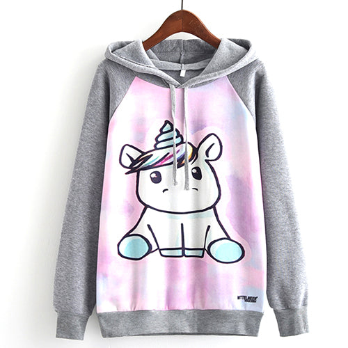 Unicorn Cool Hoodies