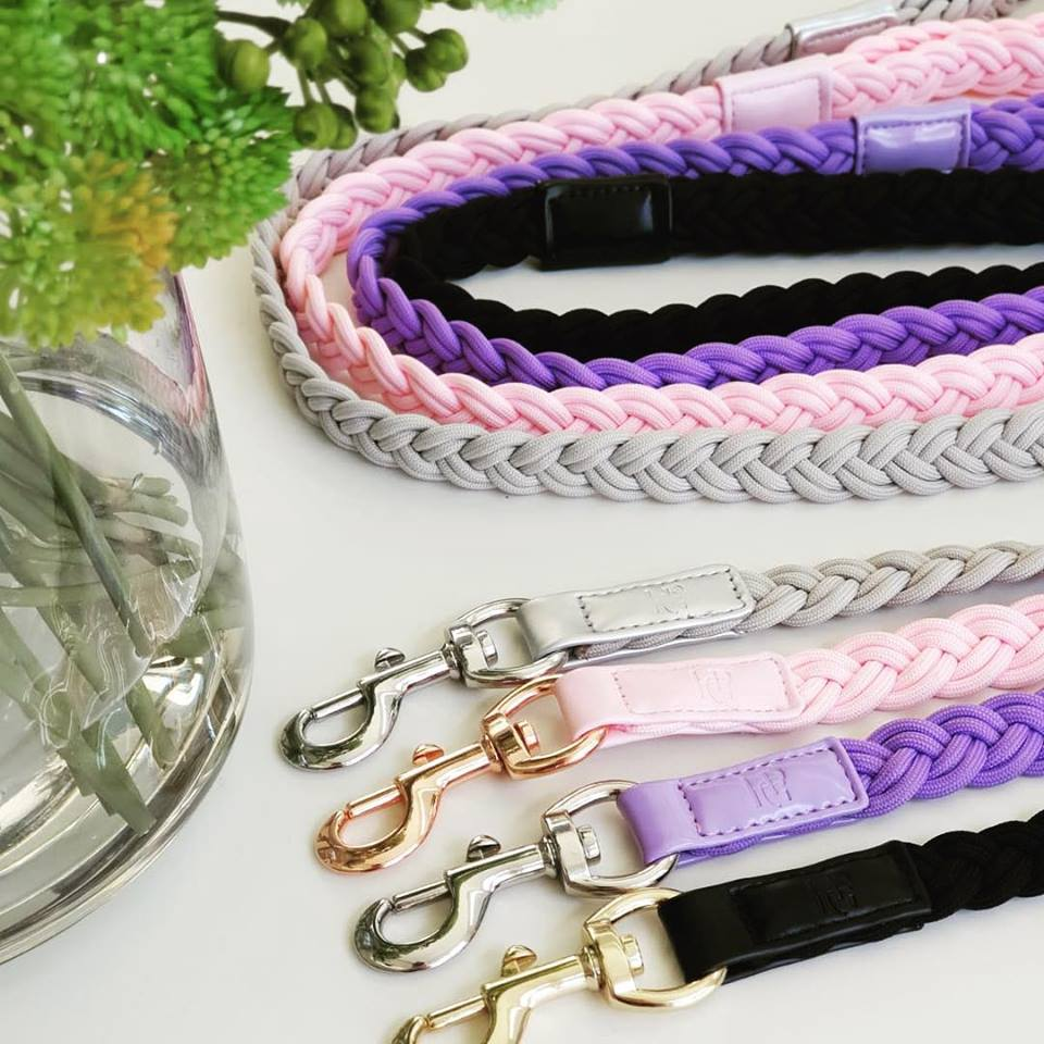 Plaited Collection - Collars/Leads