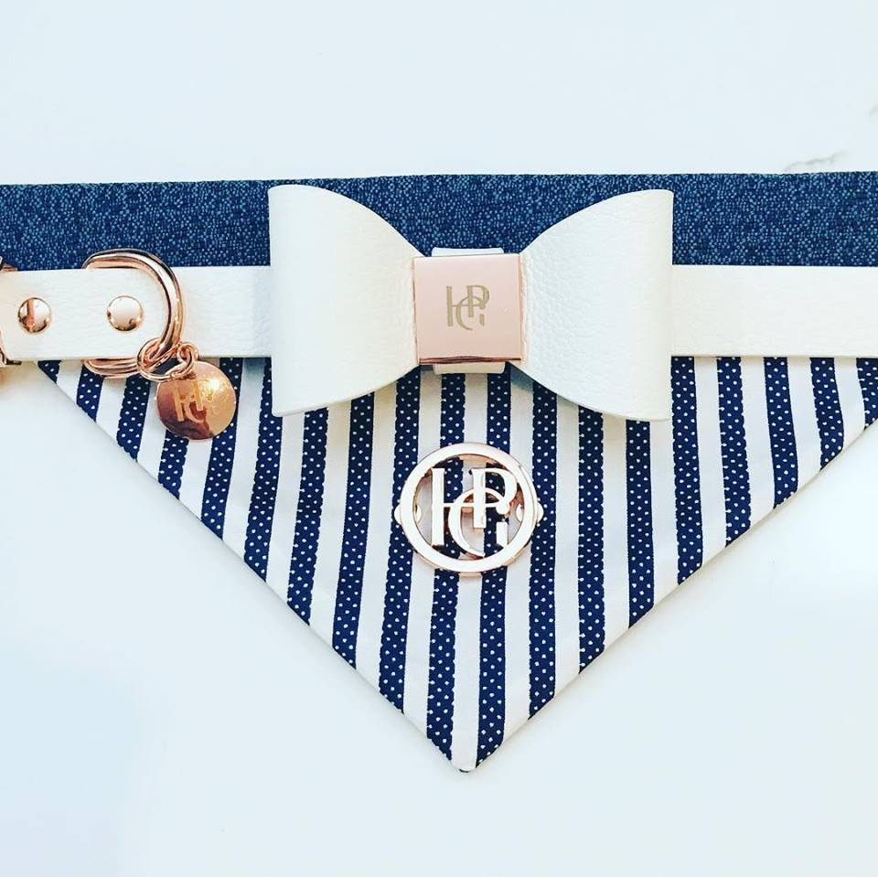 The 'Nautical' Scarf