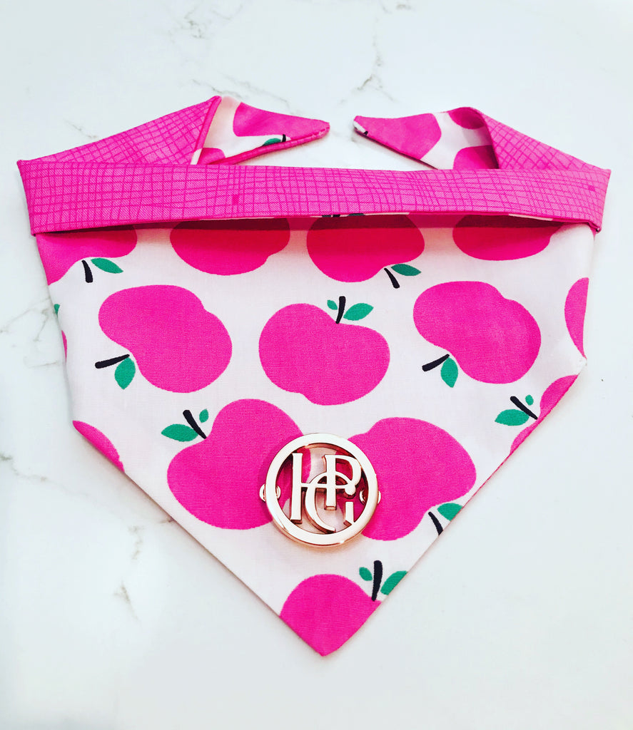 The 'Candy Apple' Scarf
