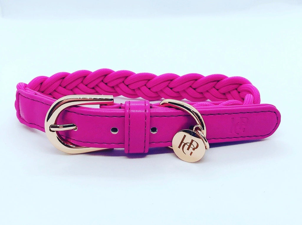 Dog Collar Lipstick Pink