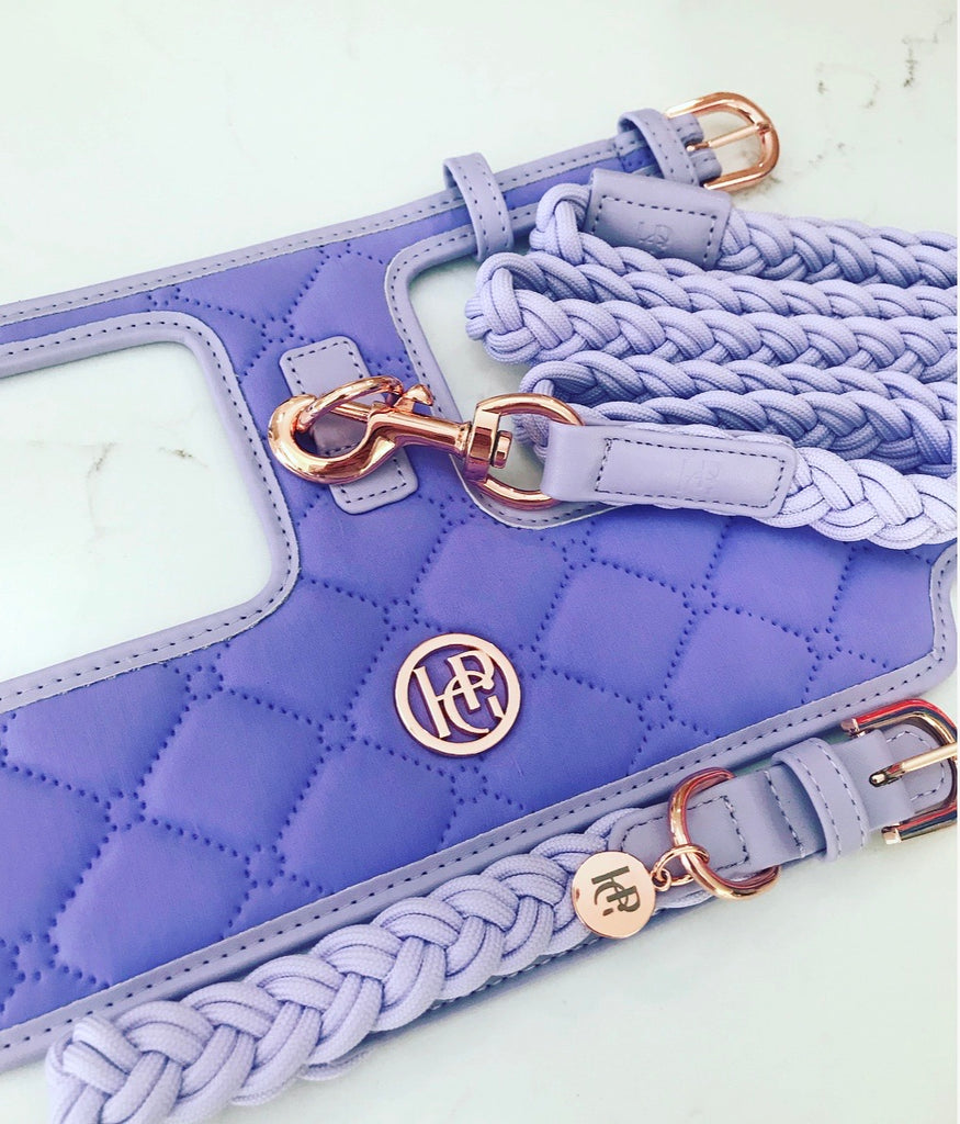 The 'Lilac' Dog Harness