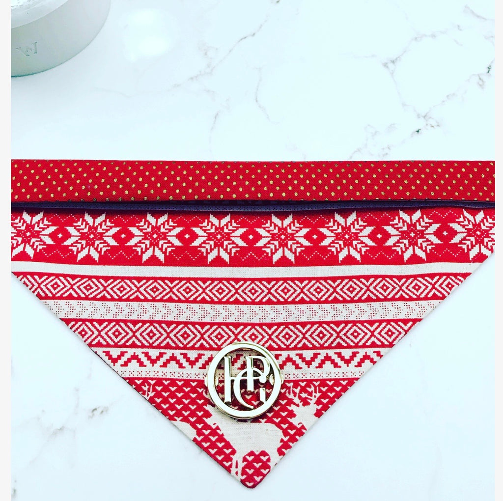 The 'Merry' Scarf