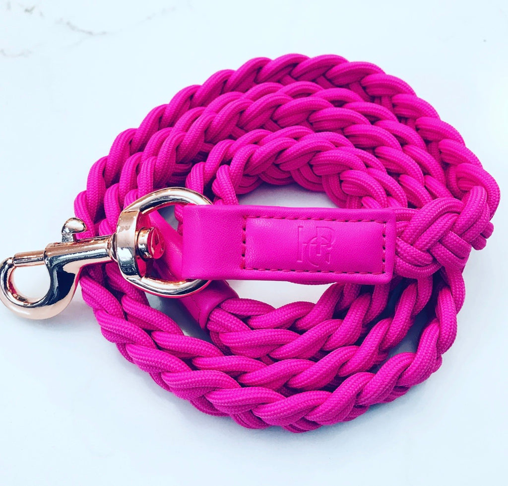 Dog Lead Lipstick Pink