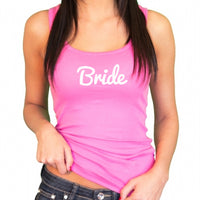 The Bride Singlet - littleweddingstore.co.nz
