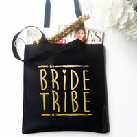 Bride Tribe Tote Bag - littleweddingstore.co.nz