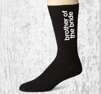 Brother of the Bride Socks - littleweddingstore.co.nz