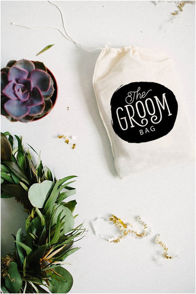 The Groom Bag - littleweddingstore.co.nz