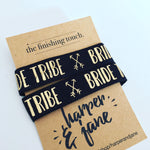 Team Bride Wrist Bands - littleweddingstore.co.nz