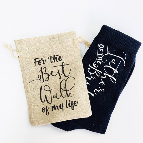 For the Best Walk of My Life Gift Set - littleweddingstore.co.nz