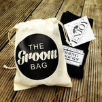 The Groom Bag Gift Set - littleweddingstore.co.nz