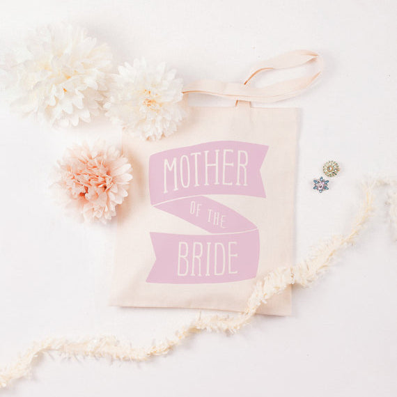 Mother of the Bride Tote Bag - littleweddingstore.co.nz