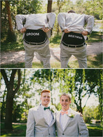 Bestman Boxers / Underwear - littleweddingstore.co.nz
