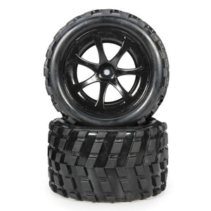 Wltoys L969 RC Car Spare Parts Rear Tire (L969-02)