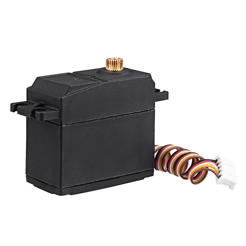 Wltoys 6KG 5 Wires Copper Gear Steering Servo for 1/10 K949 10428 10428A/B/C/A2/B2/C2 Rc Car