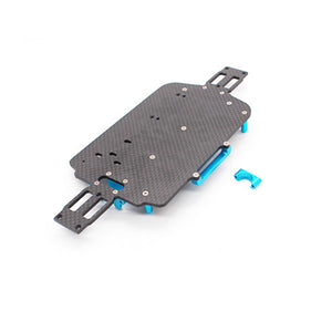 WLtoys A949 A959 A969 A979 K929 A959-B A969-B A979-B 1/18 RC Car Parts A949-03 Carbon Fiber Chassis