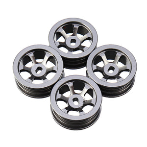4PCs Wltoys 1/28 K979 K989 Hub Rims RC Car Wheels