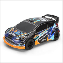 Load image into Gallery viewer, WLtoys A242 1:24 2.4G Electric Brushed 4WD RC Rally Car RTR