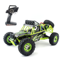Load image into Gallery viewer, 12428 2.4G 1/12 4WD Crawler With LED Light