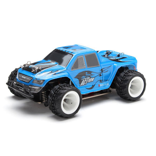 P929 1/28 2.4G RTR 4WD Brushed Monster Truck