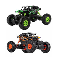 WLtoys 18428-B RC Cars 1:18 Scale 2.4G Off-road Remote Control Crawler Toy