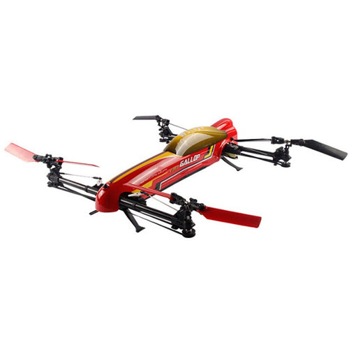V383 500 Electric 3D 2.4G RC Quadcopter