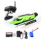 WL915 2.4G Brushless High Speed 45km/h Racing RC Boat