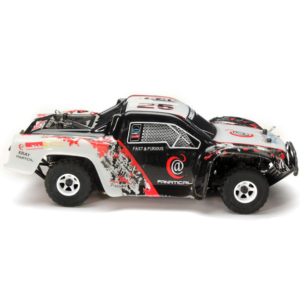 WLtoys K999 1/28 High-speed 4CH 4WD 2.4GHz Brushed RC Rally Car RTR