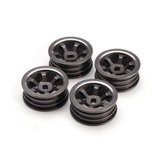 Load image into Gallery viewer, High Quality 1/28 Upgraded Metal Rims 4PCS For WLtoys K979 K989 Rally Buggy Off-road RC Cars