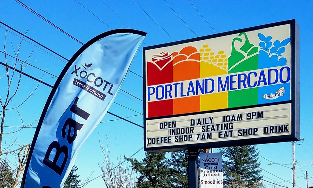 Strategic Success – Portland Mercado