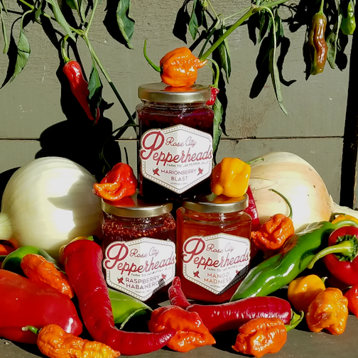 A Year of Adjustment - Susan McCormick and the Rose City Pepperheads Pepper Farm