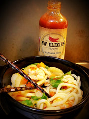 Chef Andrew Garrett - NW Elixers knocks them dead with great taste and versatility.