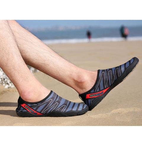 Unisex Quick-drying Swimming Fishing Sneakers Outdoor Plus Size Beach Shoes