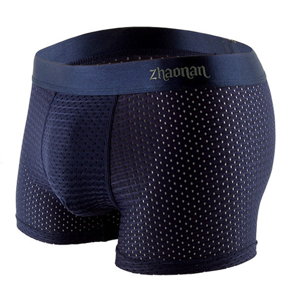 Men's Breathable Casual Boxer Briefs