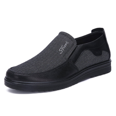 Casual Comfortable Slip-on Cloth Shoes