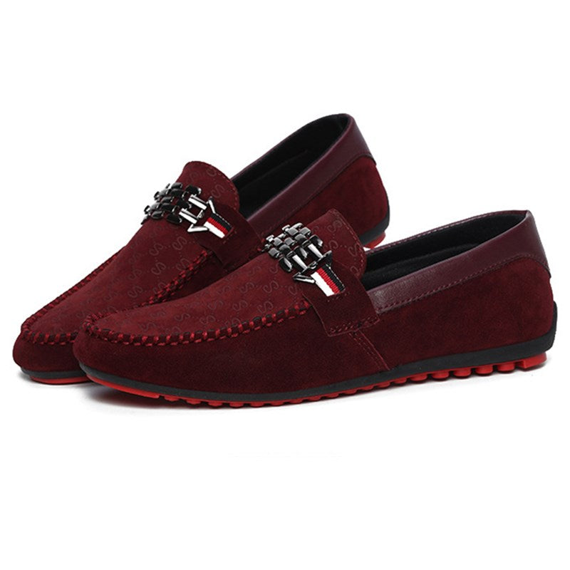 Men's Daily Flat Heel Casual Shoes