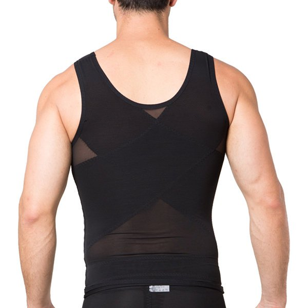 Men's Fitness Healthy Body Sculpting Vest