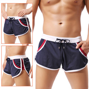 Men's Casual Shorts Summer Breathable Sports Beach Shorts