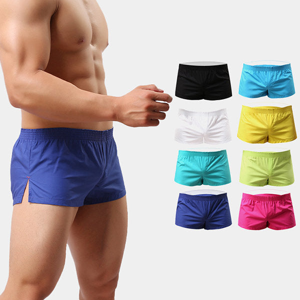 Arrow Pants Casual  Home Low Waist Cotton Inside Pouch Breathable Boxers