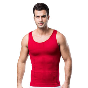 Men's Elasticity Body Sculpting Vest