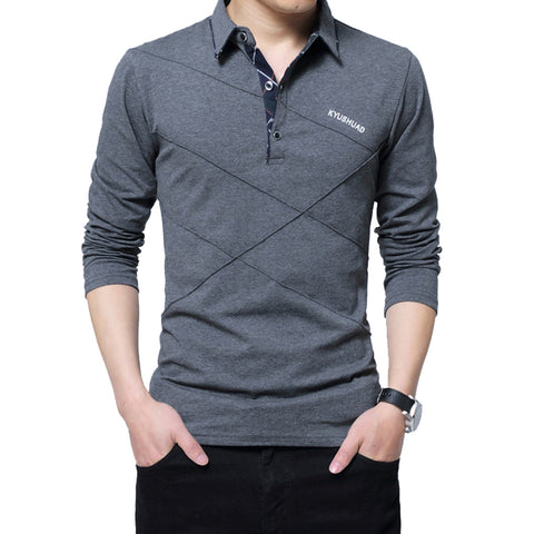 Men's Slim Cotton T-Shirt