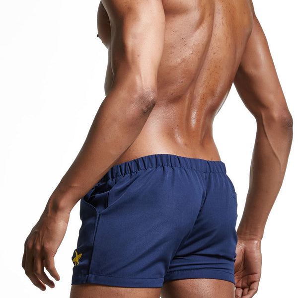 SUPERBODY Men's Loose Quick-drying Sport Beach Shorts