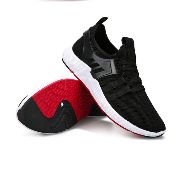 Men Slip Resistant Wearable Hiking Casual Sneakers Shoes