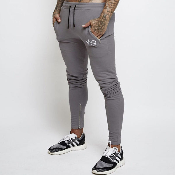 Men's Sports Running Straight Pants