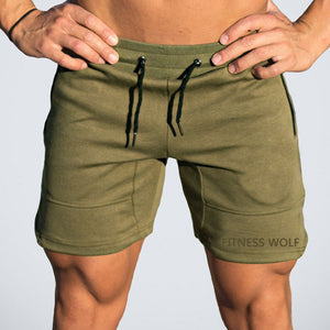 Men's Casual Fitness Quick-drying Sports Shorts