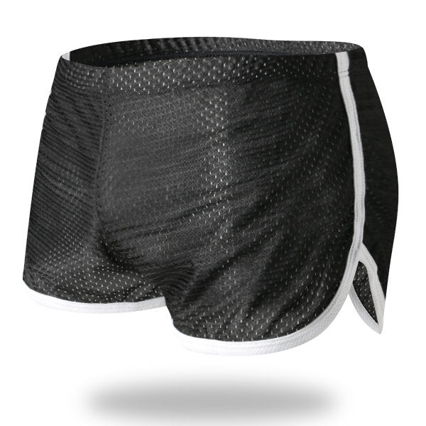Mesh Loose Breathable Sport Home Boxers Briefs