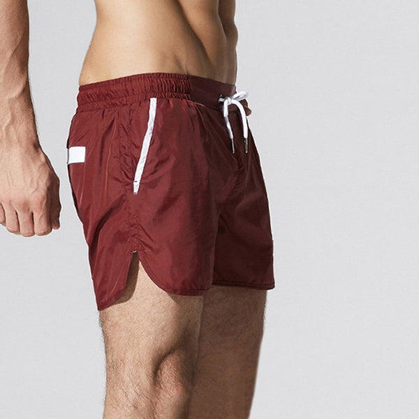 Men's Quickly Dry Breathable Sports Casual Board Shorts