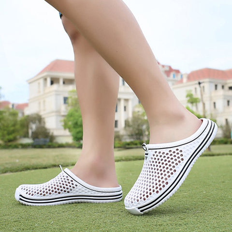Unisex Slipper Large Size Lovers Slippers Quick Drying Beach Sneakers